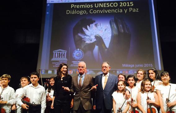 Premios UNESCO 2015